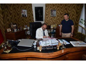 Kartepe Belediyesi Karayolları İle Protokol İmzaladı