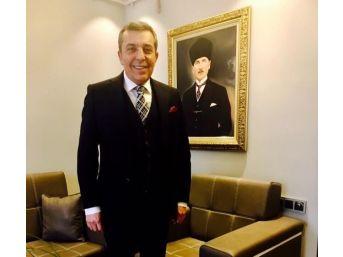 Baro Başkanı Ahmet Atam'dan Atatürk'ü Anma Gençlik Ve Spor Bayramı Mesajı