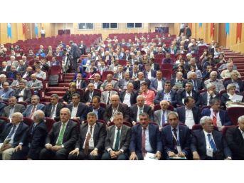 Başkan Gürkan, Tkb Encümen Üyeliğine Yeniden Seçildi