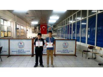 Çamlıca Okulları Öğrencisi 2 Turnuvada Da Birinci Oldu