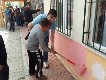 Kyk'lı Gençler İlkokul Öğrencileriyle Gönül Bağı Kurdu