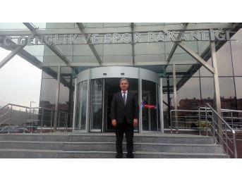Milas Gençlik Merkezi Müdürlüğüne Atama
