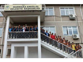 Marmaraereğlisi Belediyespor'dan Büyük Başarı