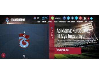 Trabzonspor Fıfa'ya Başvuruyor