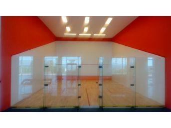 Edremit'te Squash Ve Boulder Salonları Açıldı