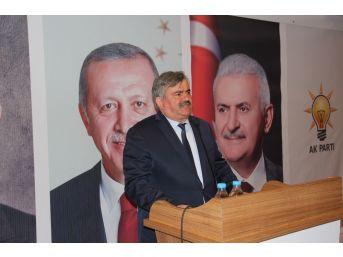 Çaturoğlu'ndan Alaplı'ya Yüksekokul Müjdesi