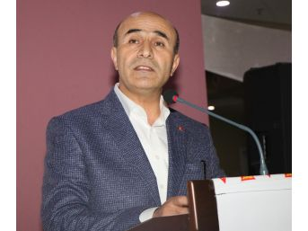 Adana'da Şehit Aileleri İftar Yemeğinde Buluştu