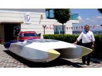 Dünya Offshore Şampiyonası 2'nci Ayağı Adana'da Başlıyor