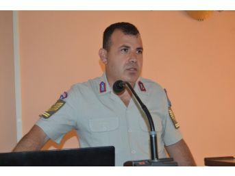 Kozan'da Mevsimlik İşverenlere Jandarma Ve Polisten Seminer