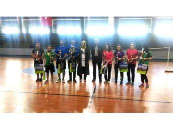 Ağrı Kyk Yurtlar Arası Badminton Yarışması