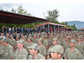 Amasya'da 4 Bin 268 Er Yemin Etti