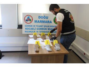 Uyuşturucu Tacirleri Kokaini Gemi Direğine Gizledi