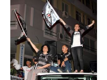 Antalya Siyah Beyaza Büründü