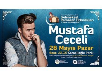 Mustafa Ceceli'den Ramazan Konseri