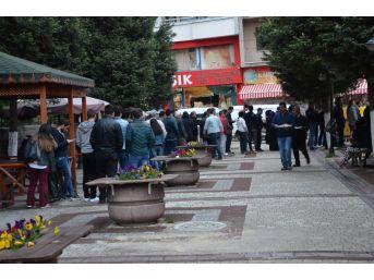Bozüyük Belediyesi İftar Çadırında İlk Oruçlar Açıldı