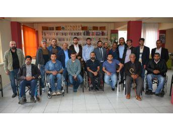 Bigiad Bitlis Şubesinden Asibed'e Anlamlı Ziyaret