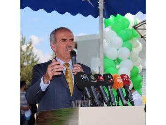 Buski'nin İlk Hidroelektrik Santrali Açıldı