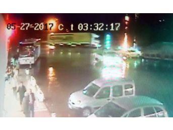 Ankara'daki Kazada Ölenlerin Son Mola Görüntüsü