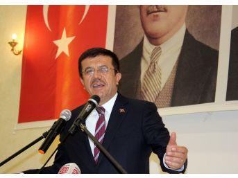 """Ekonomi Bakanı Zeybekci: """"hatalarımız Neyse Onlardan Ders Çıkararak Yolumuza Devam Edeceğiz"""""""