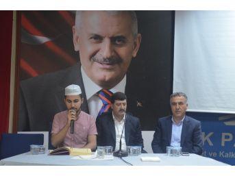 Ak Parti İstişare Toplantısı Düzenlendi