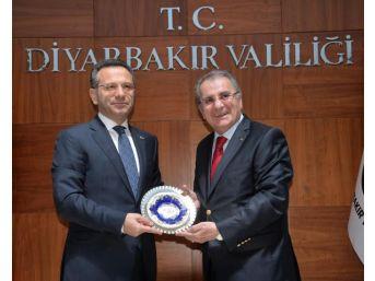Türkiye Otelciler Birliği Başkanı: Diyarbakır'ın Yanlış Ve Haksız Algısı Değişecek