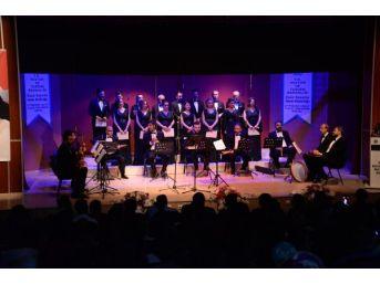 Uçakta10 Bin Metrede Verdikleri Konser, Diyarbakır Devlet Klasik Türk Müziği Korosuna Ilgiyi Artırdı