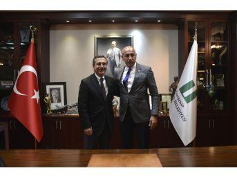 Erdal Aksünger'den, Ahmet Ataç'a Ziyaret