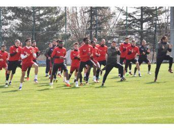 Eskişehirspor'da Hedef Final