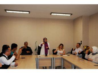 Gaziantep Belediyesi'nde 'işaret Dili' Dönemi