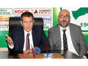 Canikli'den Giresunspor'un Şampiyonluk Primine Katkı