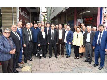 Vali Karahan'dan Muhtarlara Terör Uyarısı