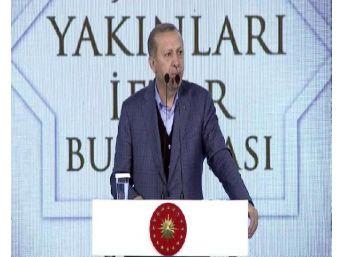 Cumhurbaşkanı Erdoğan Şehit Yakınları Ve Gazilerle Iftarda Biraraya Geldi