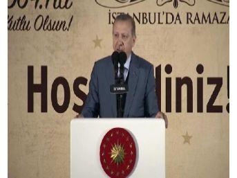 Cumhurbaşkanı Erdoğan: Şehitlerimiz Oluyor Ama O Şehitlerimizin Evet Ne Ahı Ne Kanı Yerde Kalıyor