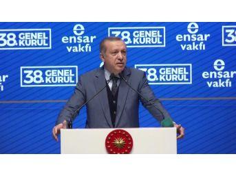 Erdoğan: Biz 14 Yıldır Kesintisiz Siyasi Iktidarız Ama Hala Sosyal Ve Kültürel Iktidarımız Konusunda Sıkıntılarımız Var