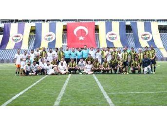 Fenerbahçe Stadı'nın Çimleri Yenileniyor...