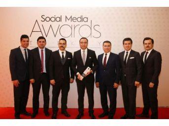 Ziraat Bankası, Türkiye'Nin Sosyal Medyada En Etkin Bankası Seçildi