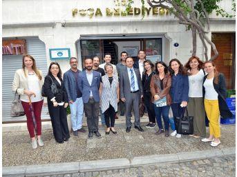 Turizm Fakültesinden Foça'ya Teknik Gezi