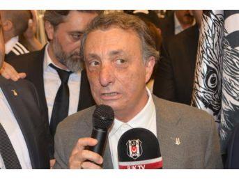 Beşiktaş 2'nci Başkanı Çebi: