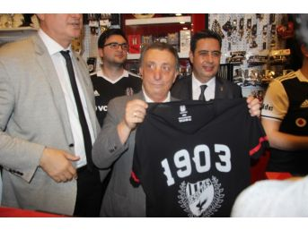 Beşiktaş İkinci Başkanı Çebi: