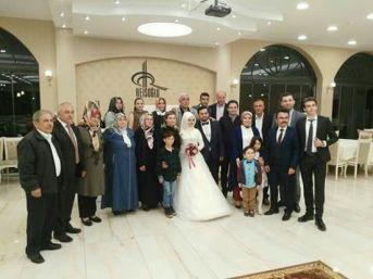Ticaret İl Müdürü Sefa Özata, Kızını Evlendirdi