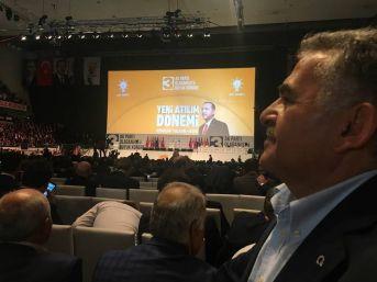 Başkan Büyükkılıç Ak Parti 3. Olağanüstü Büyük Kongresi'ne Katıldı