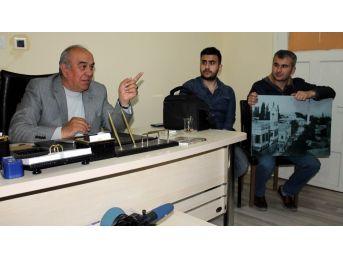 (özel Haber) Talas Tanıtım Sosyal Yardımlaşma Ve Dayanışma Derneği Talas'ı Güzelleştirecek