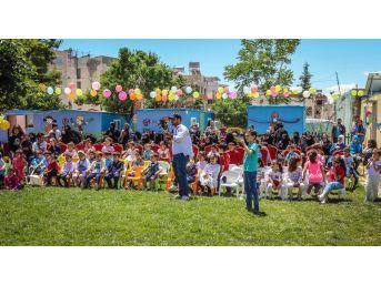 İhh'nın Kilis'teki Anaokulu İlk Mezunlarını Verdi