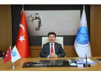 Rektör Karacoşkun'un Ramazan Ayı Kutlaması