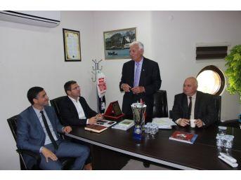 Gürcistan - Kocaelispor Kulübünden Anlamlı Ziyaret