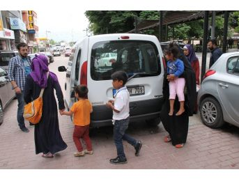 """Kocaeli'de Dilencilere Yönelik """"huzurlu Sokaklar"""" Operasyonu"""