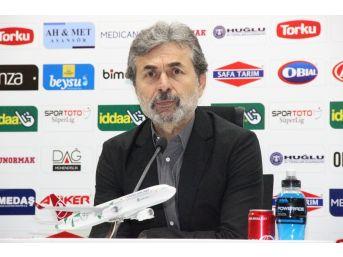 """Kocaman: """"oyuncularımın Aklı Türkiye Kupası Finalinde"""""""
