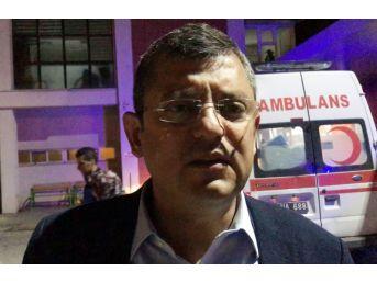Chp'li Özel'den Kırkağaç'taki Askerlerin Zehirlenmesiyle İlgili Açıklama