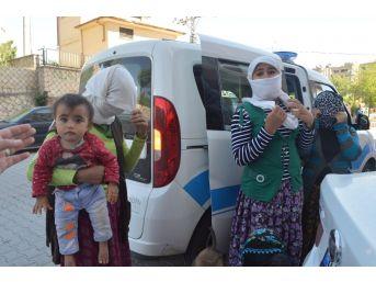 Mardin'de Nöbetleşe Dilenen Kumalar Yakalandı