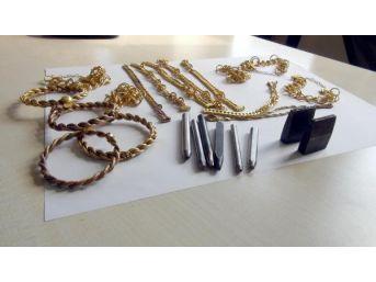 Mersin'de Sahte Altın Atölyesine Baskın